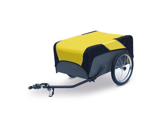 Roland Traveller - Remorque vélo - jaune/noir